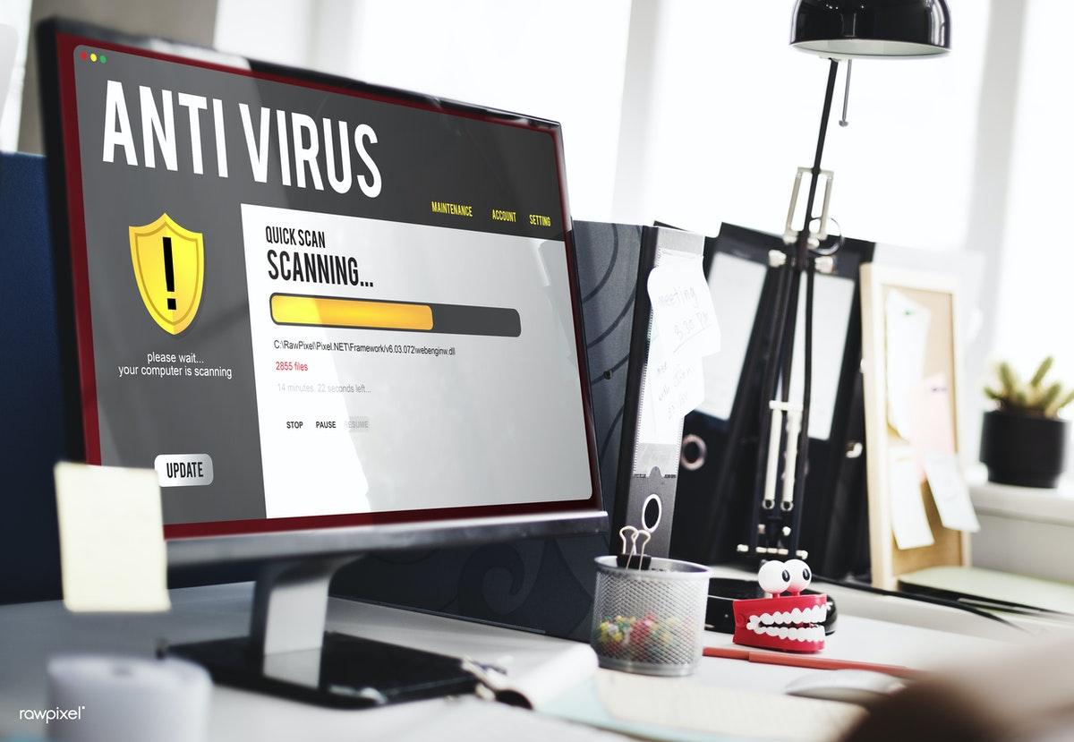 virus-scanning